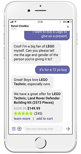 ai-chatbot-for-retail-product-suggestion-automation