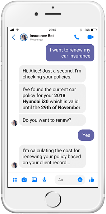 chatbot-for-insurance-usecase-car-policy