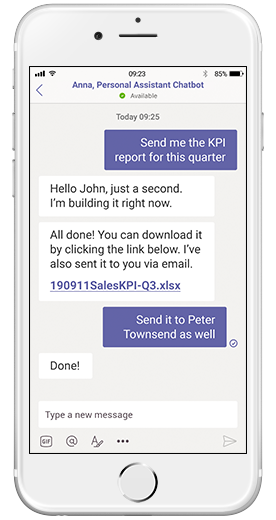 chatbot-for-managers-automatic-reporting