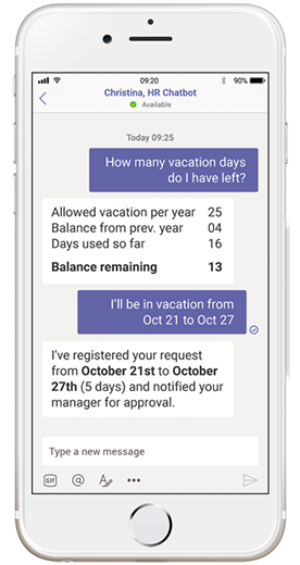 chatbot-hr-vacation-usecase