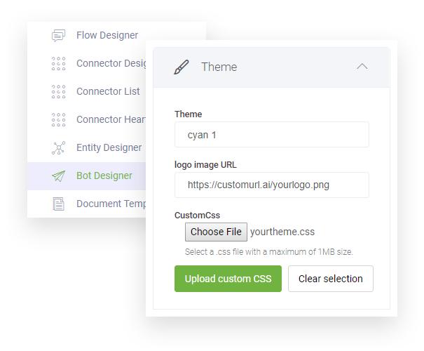 chatbot-platform-customize-theme