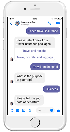 chatbots-for-insurance-usecase-travel